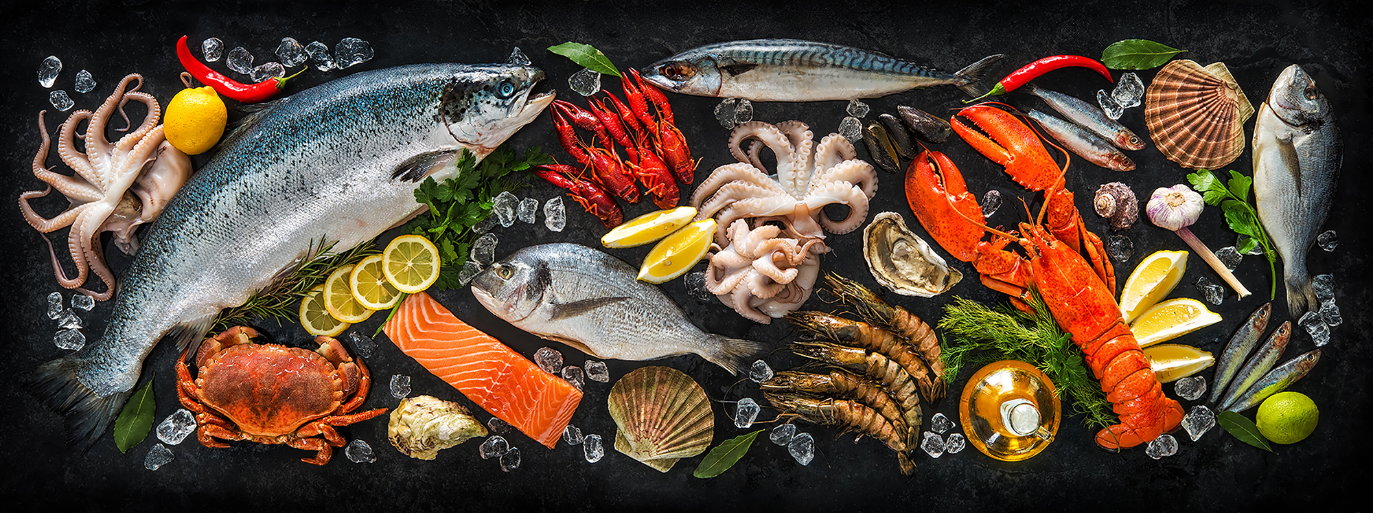 1.	Responsibly sourcing sustainable seafood